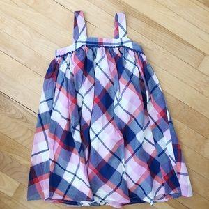 Gap Plaid Dress - Size 5